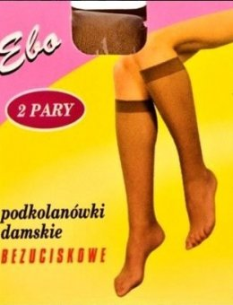 Podkolanówki EBO Elastil