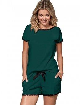 Piżama  BY Night Margot Zielona