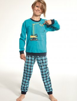 Piżama BOY Kids 255/89 Crane DR