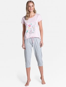 Piżama  Ladies 38889 Tamia KR/R S-2XL