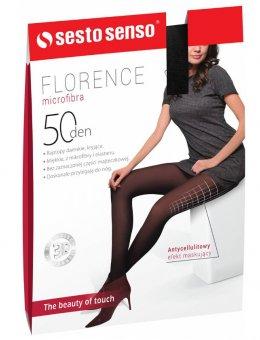 Rajstopy  Senso Florence 50 DEN 1-4