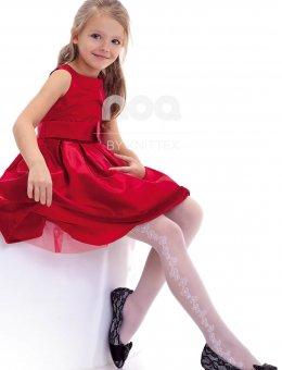 Rajstopy Dziewczęce Jasmina 20 DEN