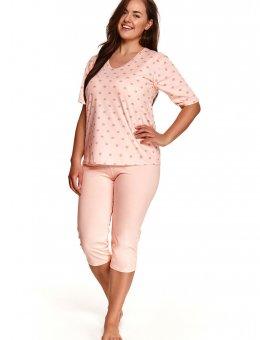Piżama Lidia 2372 KR R.2XL-3XL