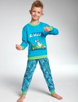 Piżama BOY Kids 593/75 Speed DR