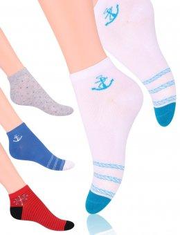 Stopki Damskie Summer Socks 114