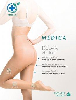 Rajstopy Medica Relax 20 DEN