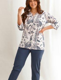 Piżama Megan 2613 3/4 R R.2XL-3XL
