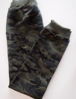 Spodnie Moro Cienkie R.164-170