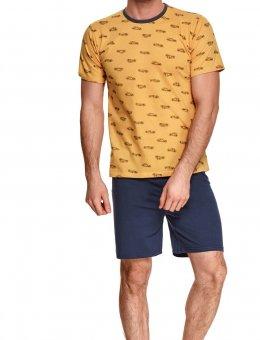 Piżama Męska MAX 072 KR