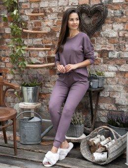 Piżama  Violet DŁ/R S-XL