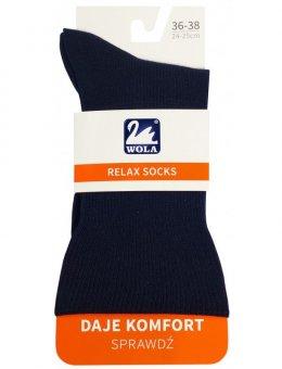 Skarpety Bezuciskowe Relax Cotton