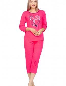 Piżama  972 3/4 M-XL Damska