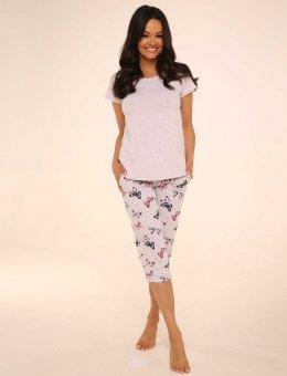 Piżama DE Lafense 483 Mariposa KR/R S-2XL
