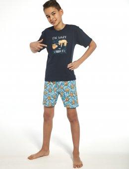 Piżama BOY Kids 789/75 I'm Lazy KR