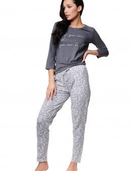 Piżama  Ladies 39218 Zaylee 3/4 S-2XL