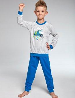 Piżama BOY Kids 593/74 Train DR