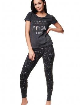 Piżama  Ladies 39224 Zadie KR/R S-2XL