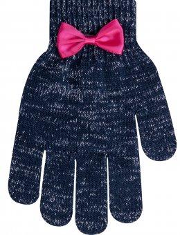 Rękawiczki Z Lurexem R-070A