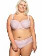 Biustonosz Sandy Maxi BS 594 Rożowy